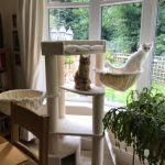 rhrquality muebles para gatos grandes corner coon